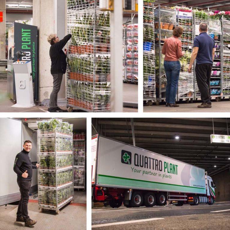 Quattro Plant Logistics